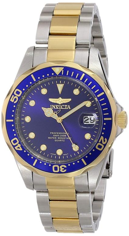 インビクタ Invicta インヴィクタ 男性用 腕時計 メンズ ウォッチ ブルー 17050 送料無料 【並行輸入品】