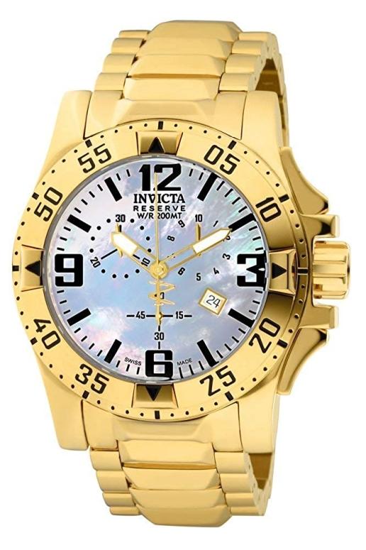 インビクタ Invicta インヴィクタ 男性用 腕時計 メンズ ウォッチ クロノグラフ ブルー 6257 送料無料 【並行輸入品】