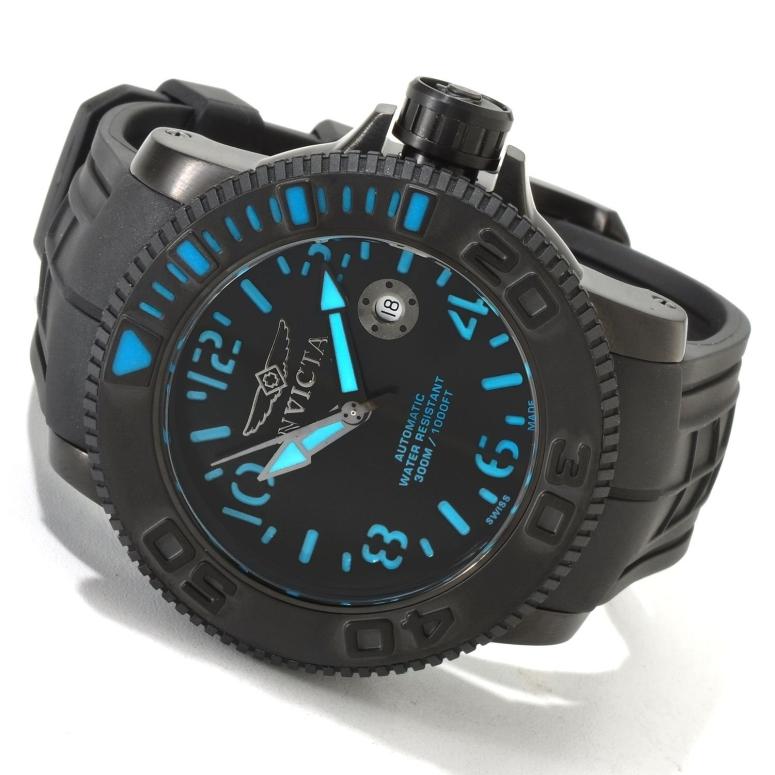 インビクタ Invicta インヴィクタ 男性用 腕時計 メンズ ウォッチ ブラック 1074 送料無料 【並行輸入品】