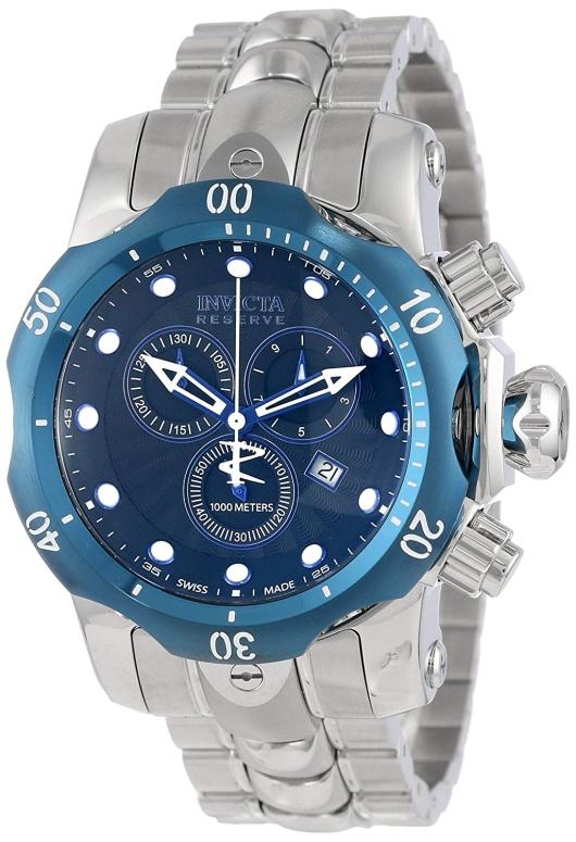 インビクタ Invicta インヴィクタ 男性用 腕時計 メンズ ウォッチ リザーブ reserve クロノグラフ ブラック 10805 送料無料 【並行輸入品】