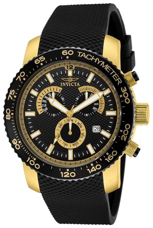 インビクタ Invicta インヴィクタ 男性用 腕時計 メンズ ウォッチ ブラック 11293 送料無料 【並行輸入品】