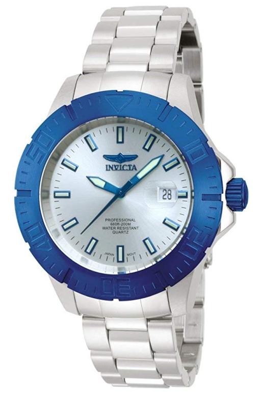 インビクタ Invicta インヴィクタ 男性用 腕時計 メンズ ウォッチ シルバー INVICTA-14051 送料無料 【並行輸入品】