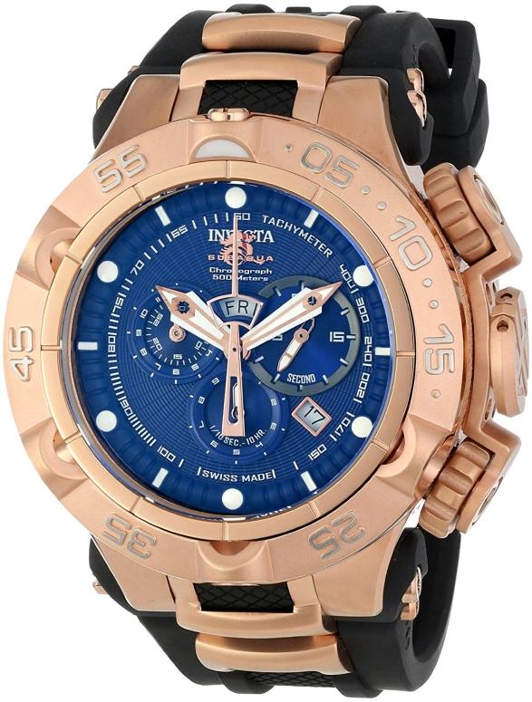インビクタ Invicta インヴィクタ 男性用 腕時計 メンズ ウォッチ サブアクア subaqua ブルー INVICTA-12883 送料無料 【並行輸入品】