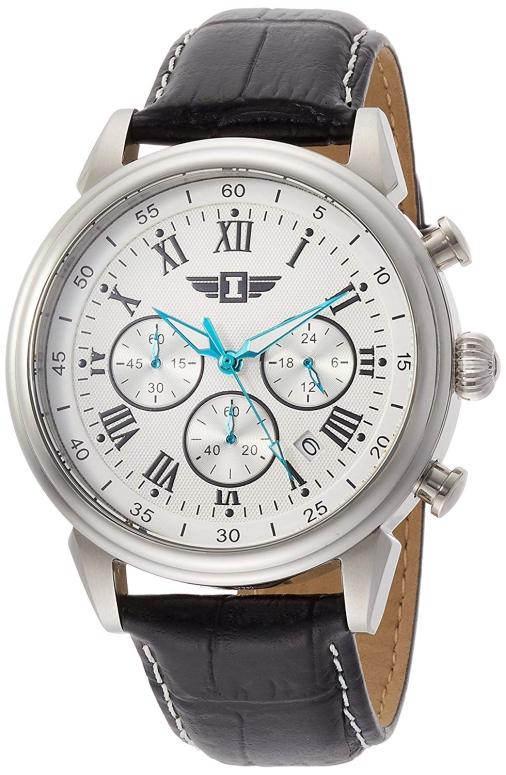 インビクタ Invicta インヴィクタ 男性用 腕時計 メンズ ウォッチ クロノグラフ シルバー IBI90242-002 送料無料 【並行輸入品】