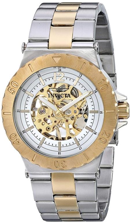 インビクタ Invicta インヴィクタ 男性用 腕時計 メンズ ウォッチ ゴールド 17242 送料無料 【並行輸入品】