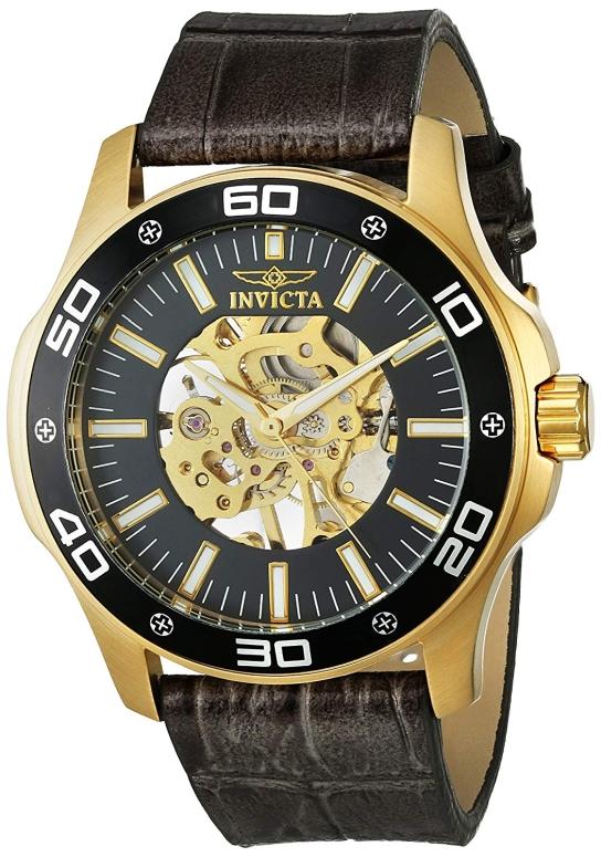 インビクタ Invicta インヴィクタ 男性用 腕時計 メンズ ウォッチ ブラック 17261 送料無料 【並行輸入品】