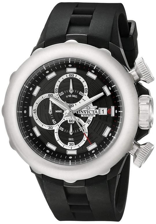 インビクタ Invicta インヴィクタ 男性用 腕時計 メンズ ウォッチ ブラック 16908 送料無料 【並行輸入品】