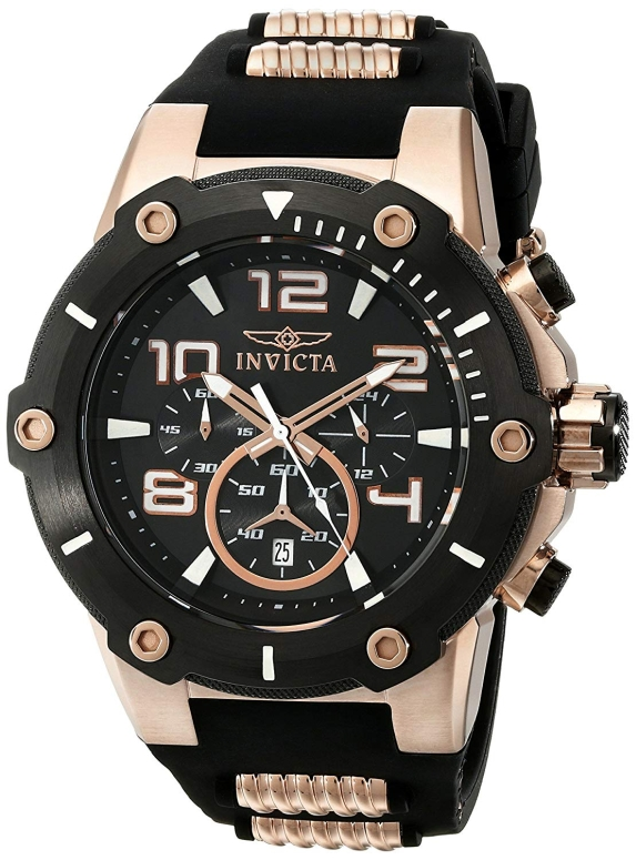 インビクタ Invicta インヴィクタ 男性用 腕時計 メンズ ウォッチ ブラック 17201 送料無料 【並行輸入品】