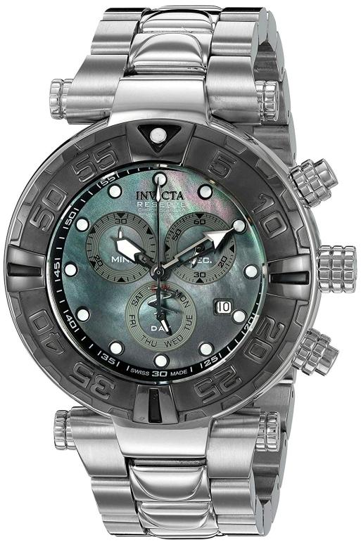 インビクタ Invicta インヴィクタ 男性用 腕時計 メンズ ウォッチ サブアクア subaqua パール 17691 送料無料 【並行輸入品】