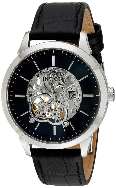 インビクタ Invicta インヴィクタ 男性用 腕時計 メンズ ウォッチ ブラック 18136 送料無料 【並行輸入品】