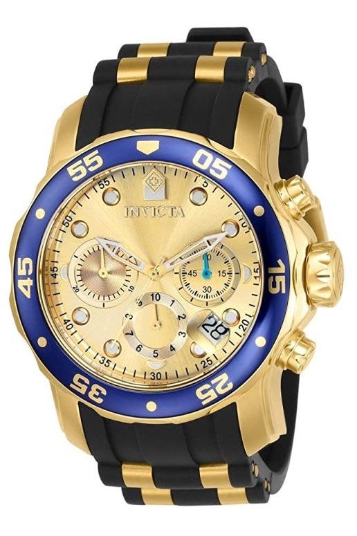 インビクタ Invicta インヴィクタ 男性用 腕時計 メンズ ウォッチ ゴールド 17881 送料無料 【並行輸入品】