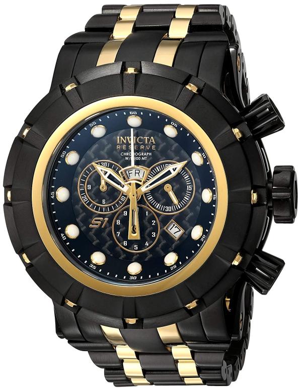 インビクタ Invicta インヴィクタ 男性用 腕時計 メンズ ウォッチ リザーブ reserve ブラック 16950 送料無料 【並行輸入品】