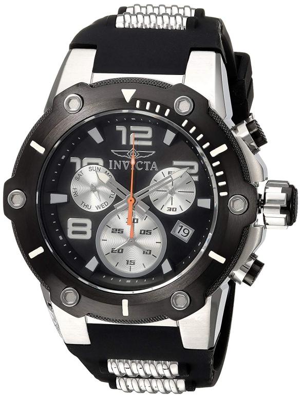 インビクタ Invicta インヴィクタ 男性用 腕時計 メンズ ウォッチ ブラック 22235 送料無料 【並行輸入品】