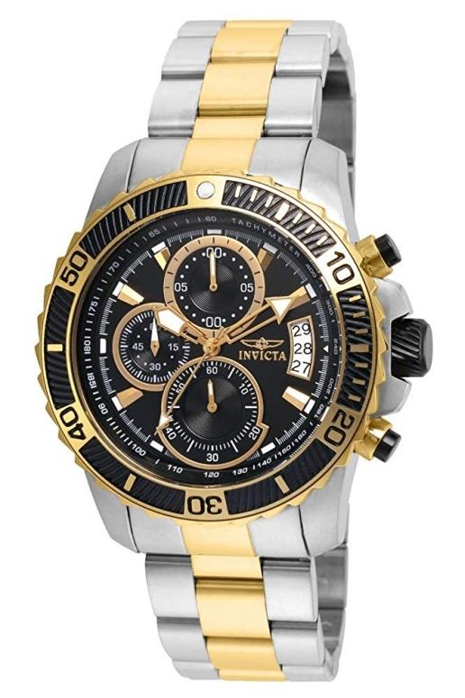 インビクタ Invicta インヴィクタ 男性用 腕時計 メンズ ウォッチ ブラック 22418 送料無料 【並行輸入品】