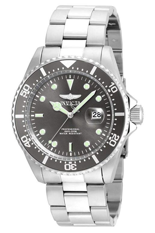 インビクタ Invicta インヴィクタ 男性用 腕時計 メンズ ウォッチ グレー 22050 送料無料 【並行輸入品】
