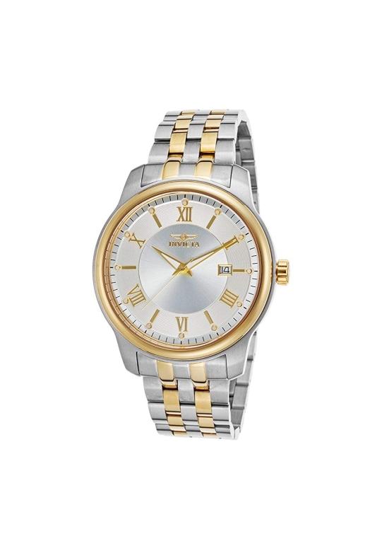 インビクタ Invicta インヴィクタ 男性用 腕時計 メンズ ウォッチ シルバー 23014 送料無料 【並行輸入品】