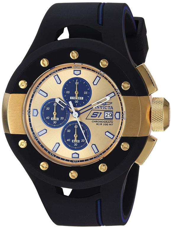 インビクタ Invicta インヴィクタ 男性用 腕時計 メンズ ウォッチ s1ラリー s1 rally ゴールド 22438 送料無料 【並行輸入品】