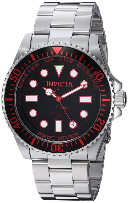 インビクタ Invicta インヴィクタ 男性用 腕時計 メンズ ウォッチ ブラック 20121 送料無料 【並行輸入品】