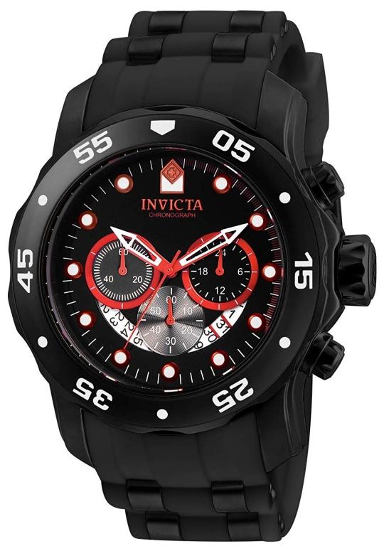 インビクタ Invicta インヴィクタ 男性用 腕時計 メンズ ウォッチ ブラック 24853 送料無料 【並行輸入品】