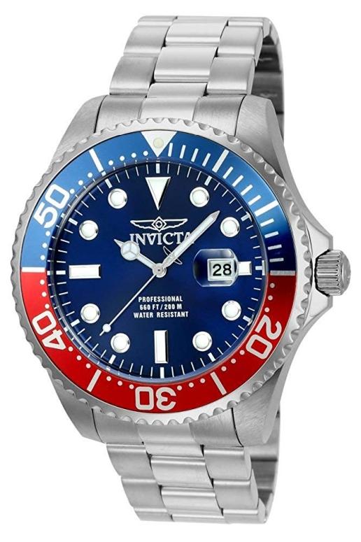 インビクタ Invicta インヴィクタ 男性用 腕時計 メンズ ウォッチ ブルー 22823 送料無料 【並行輸入品】
