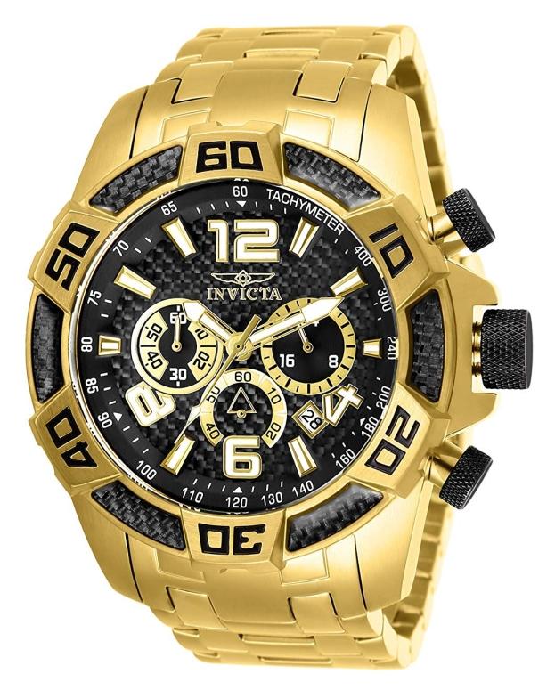 インビクタ Invicta インヴィクタ 男性用 腕時計 メンズ ウォッチ ブラック 25853 送料無料 【並行輸入品】