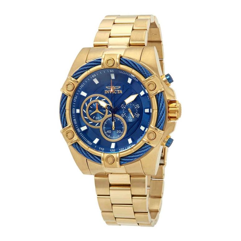 インビクタ Invicta インヴィクタ 男性用 腕時計 メンズ ウォッチ ボルト bolt クロノグラフ ブルー 25516 送料無料 【並行輸入品】