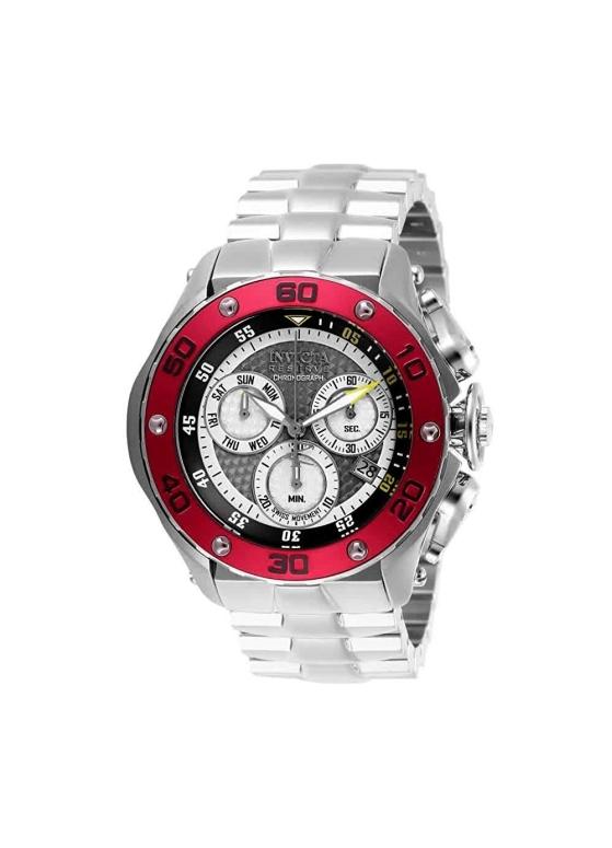 インビクタ Invicta インヴィクタ 男性用 腕時計 メンズ ウォッチ リザーブ reserve グレー 26568 送料無料 【並行輸入品】