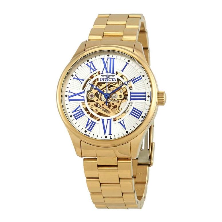 インビクタ Invicta インヴィクタ 男性用 腕時計 メンズ ウォッチ シルバー 27556 送料無料 【並行輸入品】