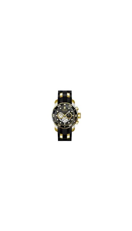 インビクタ Invicta インヴィクタ 男性用 腕時計 メンズ ウォッチ クロノグラフ ブラック 28722 送料無料 【並行輸入品】