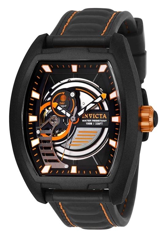 評価 大人気の腕時計ブランド インビクタ 2020モデル Invicta インヴィクタ 海外正規品 男性用 腕時計 送料無料 並行輸入品 メンズ ブラック 27111 ウォッチ