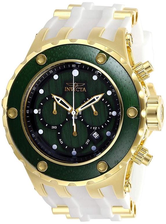 インビクタ Invicta インヴィクタ 男性用 腕時計 メンズ ウォッチ グリーン 27913 送料無料 【並行輸入品】