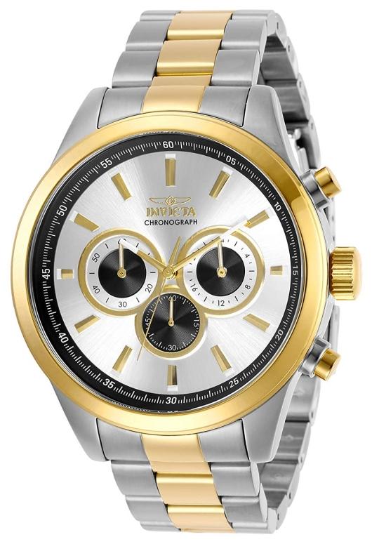 インビクタ Invicta インヴィクタ 男性用 腕時計 メンズ ウォッチ シルバー 29172 送料無料 【並行輸入品】