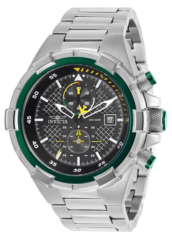 インビクタ Invicta インヴィクタ 男性用 腕時計 メンズ ウォッチ ブラック 28113 送料無料 【並行輸入品】