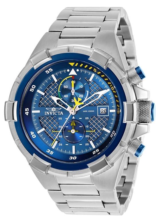 インビクタ Invicta インヴィクタ 男性用 腕時計 メンズ ウォッチ ブルー 28111 送料無料 【並行輸入品】