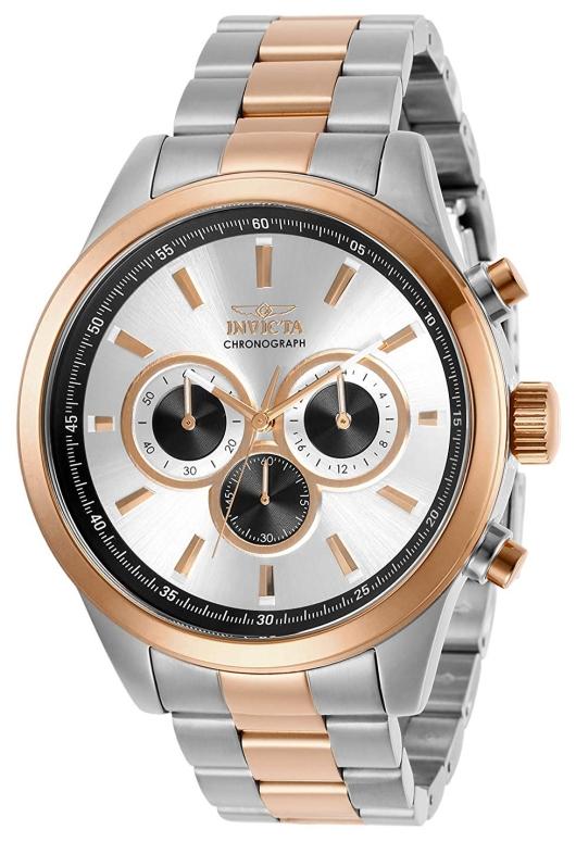 インビクタ Invicta インヴィクタ 男性用 腕時計 メンズ ウォッチ シルバー 29173 送料無料 【並行輸入品】