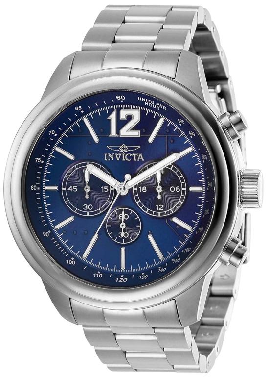 インビクタ Invicta インヴィクタ 男性用 腕時計 メンズ ウォッチ ブルー 28895 送料無料 【並行輸入品】