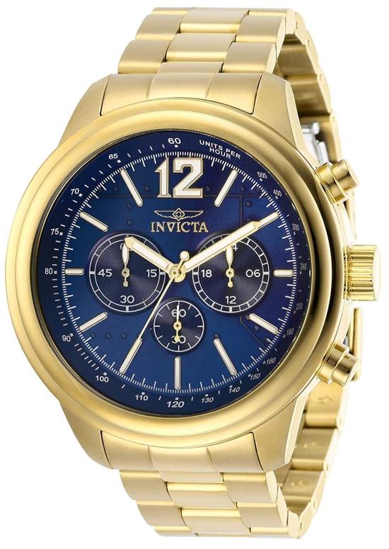 インビクタ Invicta インヴィクタ 男性用 腕時計 メンズ ウォッチ ブルー 28896 送料無料 【並行輸入品】