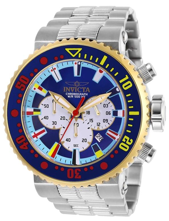 インビクタ Invicta インヴィクタ 男性用 腕時計 メンズ ウォッチ ブルー 27661 送料無料 【並行輸入品】