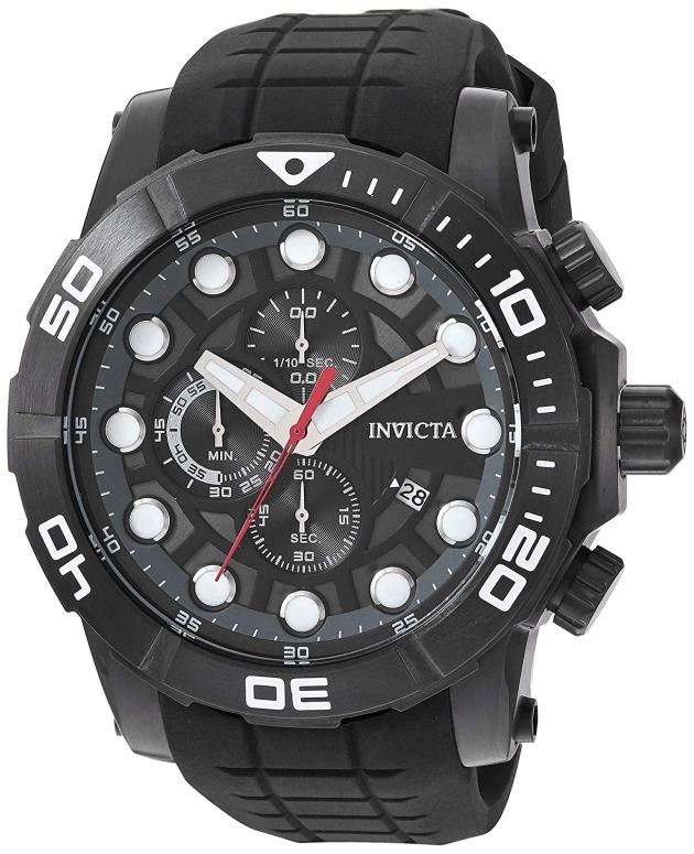 インビクタ Invicta インヴィクタ 男性用 腕時計 メンズ ウォッチ ブラック 28273 送料無料 【並行輸入品】