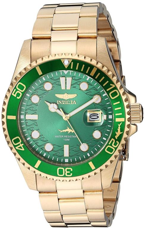 インビクタ Invicta インヴィクタ 男性用 腕時計 メンズ ウォッチ グリーン 30027 送料無料 【並行輸入品】