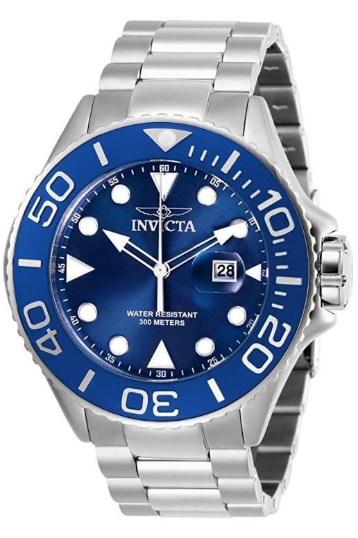インビクタ Invicta インヴィクタ 男性用 腕時計 メンズ ウォッチ ブルー 28766 送料無料 【並行輸入品】