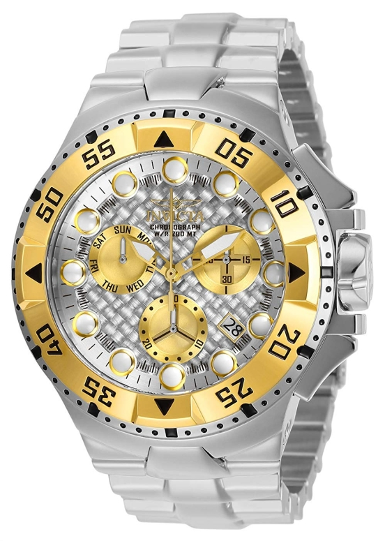 インビクタ Invicta インヴィクタ 男性用 腕時計 メンズ ウォッチ シルバー 29724 送料無料 【並行輸入品】