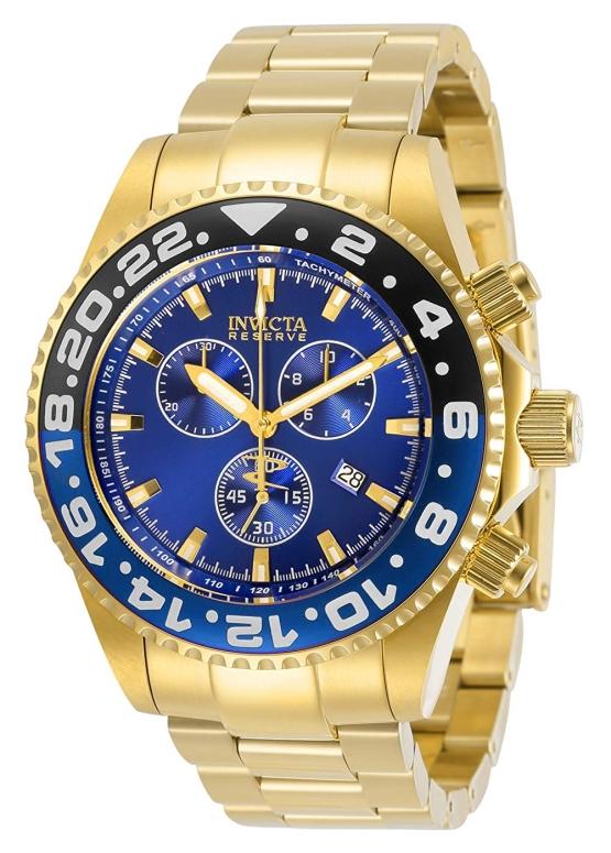インビクタ Invicta インヴィクタ 男性用 腕時計 メンズ ウォッチ リザーブ reserve ブルー 29986 送料無料 【並行輸入品】