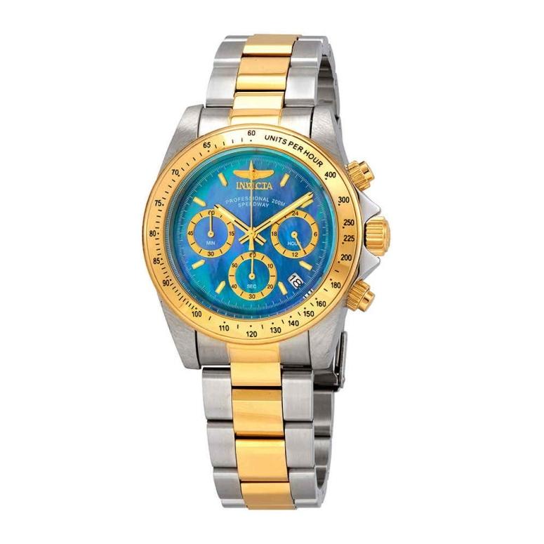 インビクタ Invicta インヴィクタ 男性用 腕時計 メンズ ウォッチ クロノグラフ ブルー 28668 送料無料 【並行輸入品】