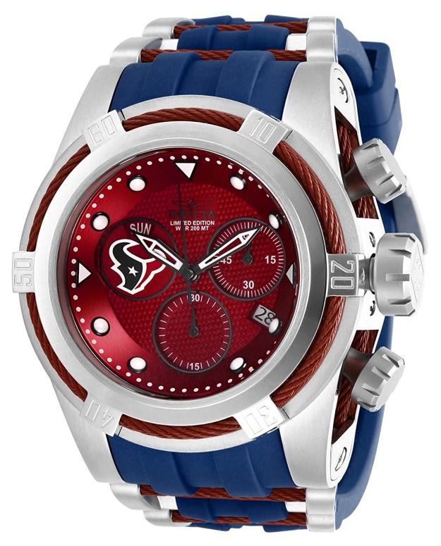 インビクタ Invicta インヴィクタ 男性用 腕時計 メンズ ウォッチ ボルト bolt レッド 30235 送料無料 【並行輸入品】