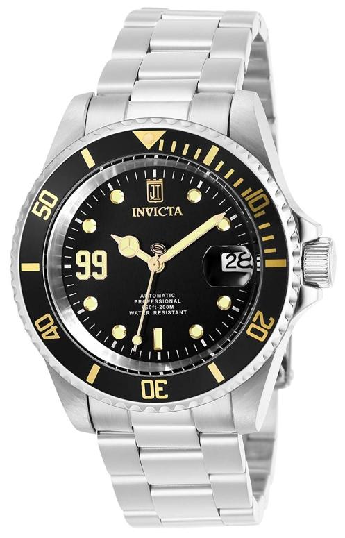 インビクタ Invicta インヴィクタ 男性用 腕時計 メンズ ウォッチ ブラック 30198 送料無料 【並行輸入品】