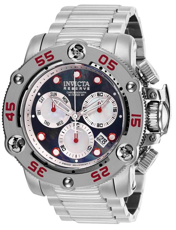 インビクタ Invicta インヴィクタ 男性用 腕時計 メンズ ウォッチ ホワイト 28549 送料無料 【並行輸入品】