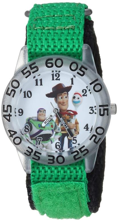 ディズニー Disney 子供用 腕時計 キッズ ウォッチ ホワイト WDS000706 送料無料 【並行輸入品】