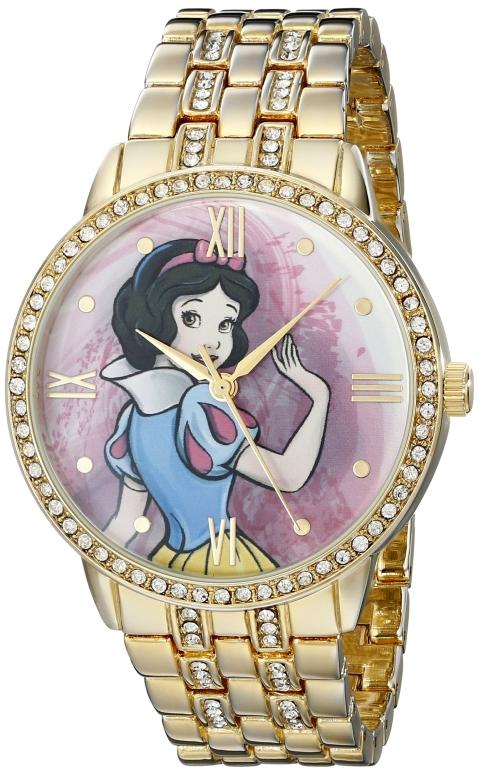ディズニー Disney 女性用 腕時計 レディース ウォッチ ホワイト W001826 送料無料 【並行輸入品】