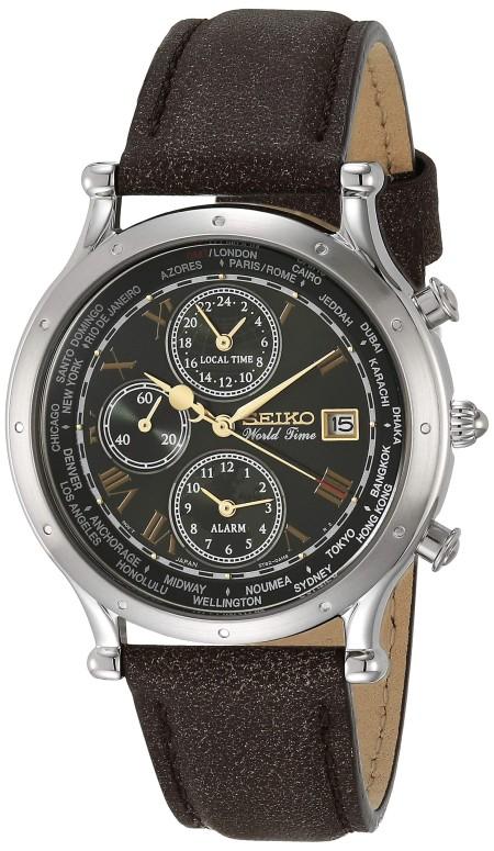 セイコー SEIKO 腕時計 ウォッチ 時計 売れ筋 男性用 送料無料 SPL057 輸入 グリーン 並行輸入品 メンズ